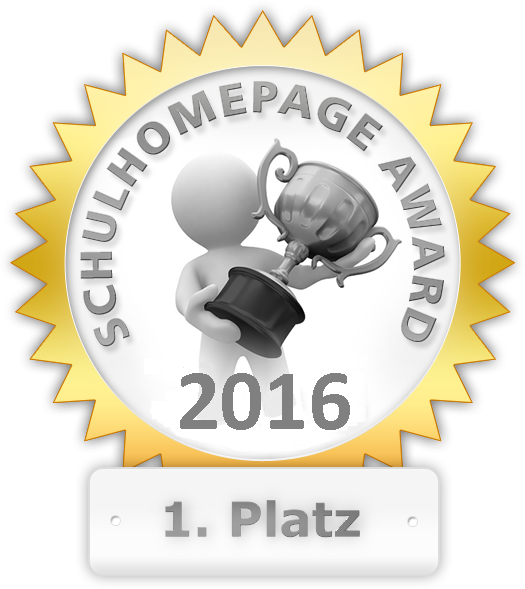 Schulhomepage AWARD