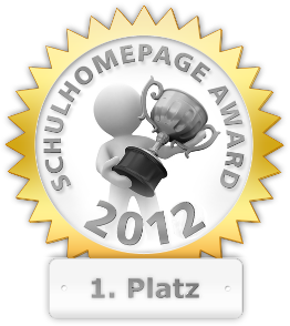 Schulhomepage-AWARD 2012