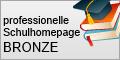 Bertolt-Brecht-Gymnasium Schwarzenberg hat bei www.schulhomepage.de das Gütesiegel für eine professionelle Schulhomepage in bronze erreicht.