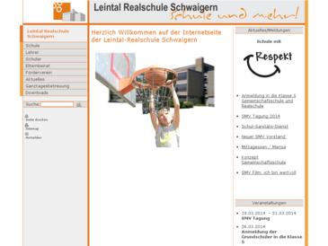 Leintal-Realschule Schwaigern Schwaigern