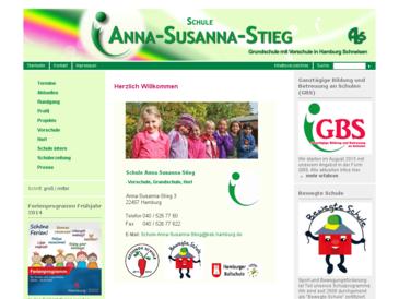 Schule Anna-Susanna-Stieg Hamburg
