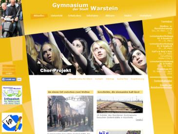 Gymnasium der Stadt Warstein