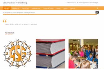 städtische Gesamtschule der Stadt Fröndenberg