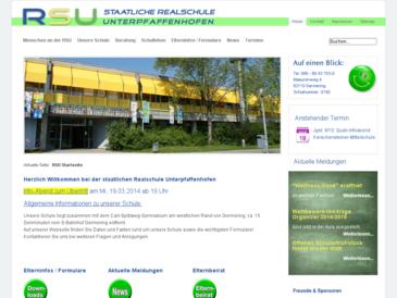 Staatliche Realschule Unterpfaffenhofen