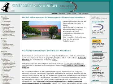 Gymnasium Arnoldinum