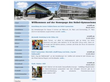 Hebel-Gymnasium Schwetzingen