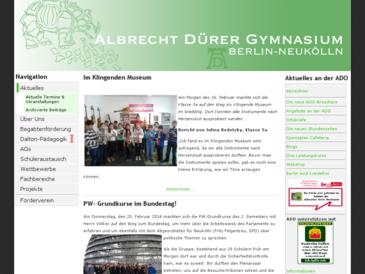 Albrecht Dürer Gymnasium Berlin-Neukölln