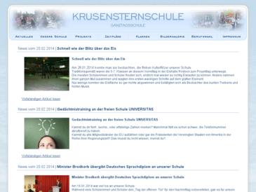 Krusensternschule Rostock Schmarl