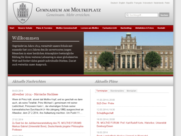 Gymnasium am Moltkeplatz