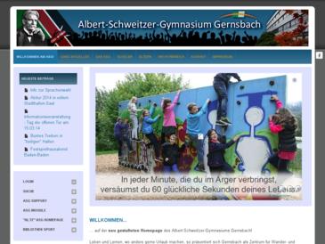 Albert-Schweitzer-Gymnasium Gernsbach