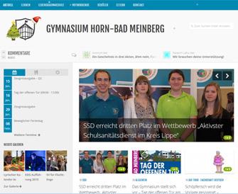 Gymnasium Horn-Bad Meinberg