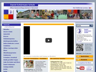 Daniel-Schürmann-Schule - Gemeinschaftsgrundschule mit offenem Ganztagsbetrieb