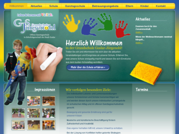 Grundschule Jürgenohl - Offene Ganztagsschule