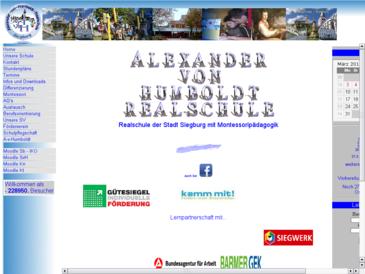 Alexander-von-Humbold-Realschule Siegburg