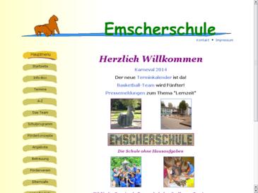 Städtische Gemeinschaftsgrundschule Emscherschule
