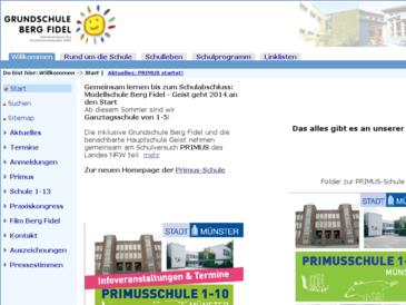 Grundschule Berg Fidel, Münster