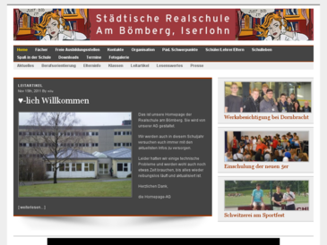 Städtische Realschule Am Bömberg in Iserlohn