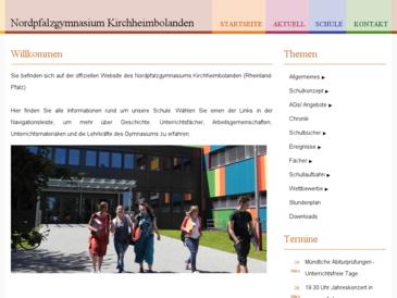 Nordpfalzgymnasium Kirchheimbolanden