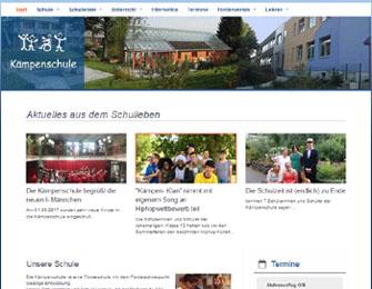 Kämpenschule - Förderschule des Ennepe-Ruhr-Kreises