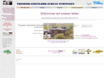 Theodor-Eisenlohr-Schule Nürtingen