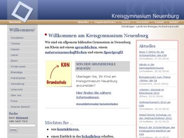 Kreisgymnasium Neuenburg