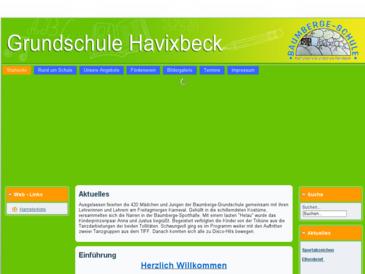 Baumberge Grundschule Havixbeck