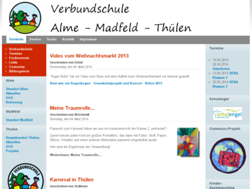 Verbundschule Alme-Madfeld-Thülen