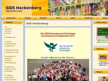 Gemeinschaftsgrundschule Hackenberg