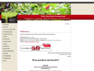 Wald-Oberschule/Gymnasium