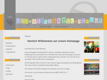Leo-Weismantel-Förderzentrum Karlstadt-Gemünden