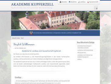 Akademie für Landbau und Hauswirtschaft Kupferzell
