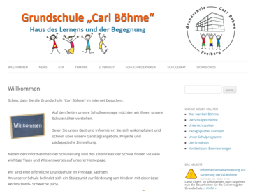 Grundschule Carl Böhme Freiberg
