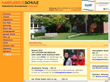 Hagelkreuzschule katholische Grundschule Lüttingen