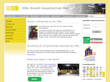 Willy-Brandt-Gesamtschule Marl