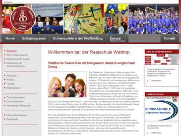 Städtische Realschule Waltrop