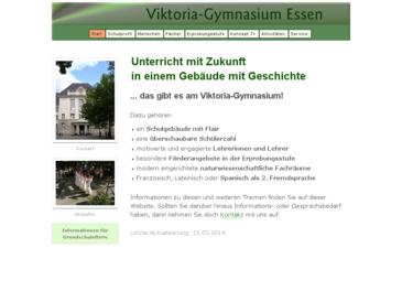 Viktoriaschule Essen