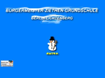 Bürgermeister-Ziethen-Grundschule Berlin Lichtenberg