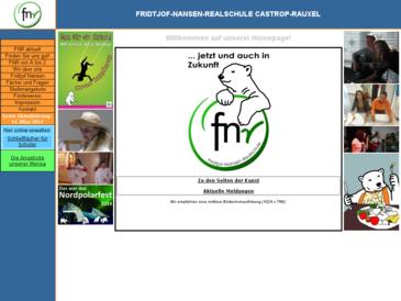 Fridtjof-Nansen-Realschule Castrop-Rauxel