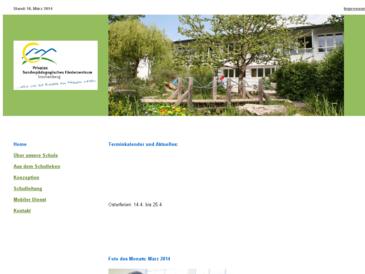 Privates Sonderpädagogisches Förderzentrum im Caritas-Kinderdorf Irschenberg