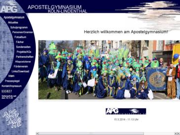 Apostelgymnasium Köln Lindenthal - APG