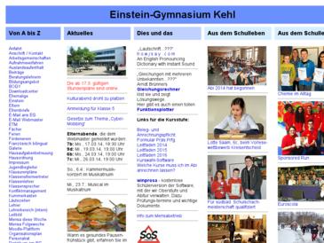 Einstein-Gymnasium Kehl