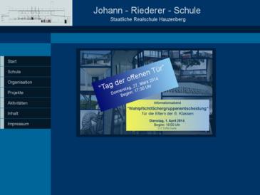 Johann-Riederer-Realschule