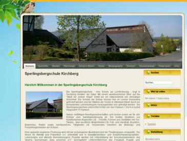 Sperlingsbergschule - Schule zur Lernförderung