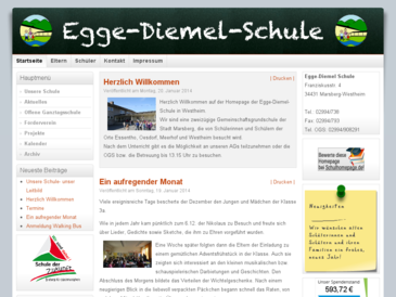 Egge-Diemel Schule Westheim
