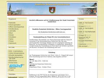 Staatliche Realschule Holzkirchen