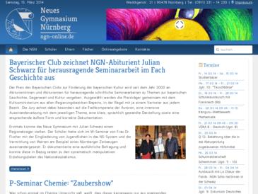 Neues Gymnasium Nürnberg