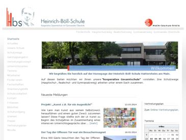 Heinrich-Böll-Schule Hattersheim am Main