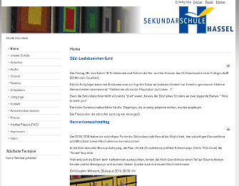 Sekundarschule Hassel Gelsenkirchen