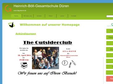 Heinrich-Böll-Gesamtschule Düren
