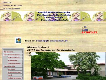 Grundschule Kurpfalzschule Wachenheim